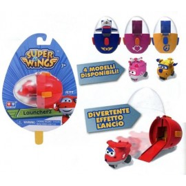 Super Wings Turbo Eggs - OFFERTA 4 PEZZI - Personaggio JETT - PAUL - DIZZY - DONNIE