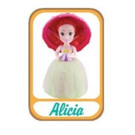 Grandi Giochi Gelato Surprise Bambola profumata Cupcake, Alicia