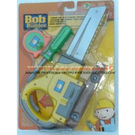 !!! BOB AGGIUSTATUTTO !!! ATTREZZI DA LAVORO UTENSILE SEGA A BATTERIA - bob aggiustatutto (the builder) toys , BRINQUEDOS ,JUGUETES , JOUETS
