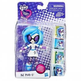 My Little Pony Equestria girl Dj Pon-3  B7785-B4903 di Hasbro