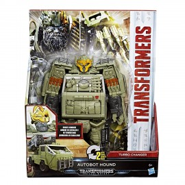 Transformers Turbo Changer Autobot Hound di Hasbro C3137