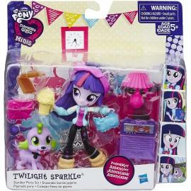 Equestria Girls Bambolina c/Acc.Twilight Sparkle, Hasbro  B4909 B6359