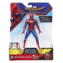 Marvel  Spiderman Homecoming - Figura Spiderman di Hasbro   B9765EU4 C0420