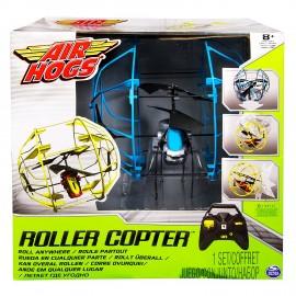 Air Hogs - Rollercopter blu/grigio di Spin Master