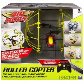 Air Hogs RC Rollercopter - Yellow/Red di Spin Master