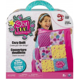 SPINMASTER Sew Cool Fashion Kit  Sew Cool Quilt