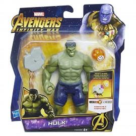 Avengers Hulk con Gemma dell'Infinito di Hasbro E1405-E0563
