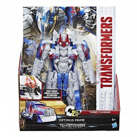 Transformers Optimus Prime Turbo Changer di Hasbro C1317