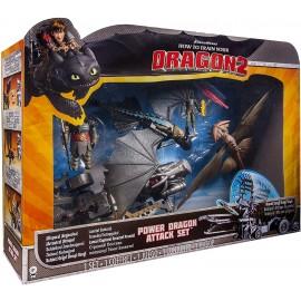 Dragons Trainer Power Dragon Attack Set, 6023190