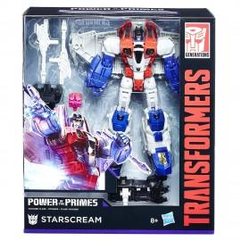 Transformers Generations Prime Wars Voyager Starscream di Hasbro E1137-E0598