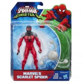 Marvel Spiderman vs Sinister 6 - Scarlet Spider B5758 B6852 di Hasbro