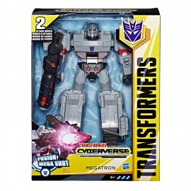 Transformers  Cyberverse Ultimate Megatron di Hasbro E2066-E1885