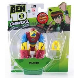 Ben 10 - BENTEN - omniverse COLLEZZIONE  BLOXX  - 10 CM CIRCA
