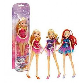 Winx Ballerina Fairy , BLOOM Collezzionabile