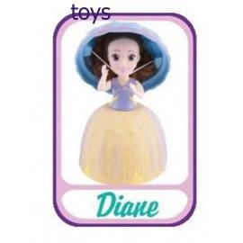 Grandi Giochi Gelato Surprise Bambola profumata Cupcake, Diane