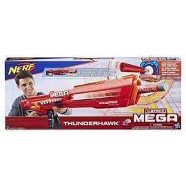 Nerf Mega Thunderhawk Accustrike di  Hasbro E0440