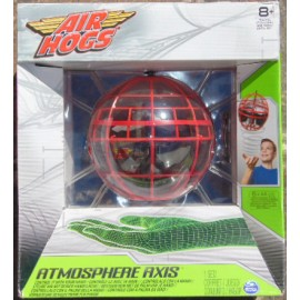 Air Hogs Atmosphere Axis - color rosso/red  by Spin Master