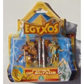 EGYXOS MODELLO BLISTER LIO - RAMSES - COME FOTO