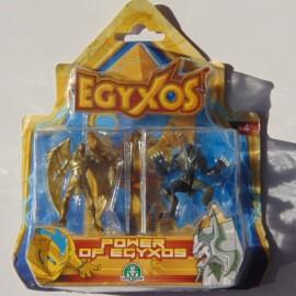 EGYXOS MODELLO BLISTER HORUS S.I - ANUBI - COME FOTO
