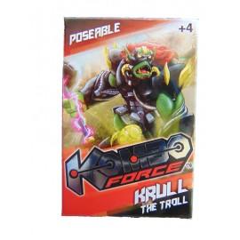 Kombo Force -  Mini Action Figure  KOMBO FORCE KRULL THE TROLL