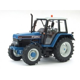 Ford Powerstar 6640 SLE 4WD [ROS 30132·0], Tractor, Limited Edition, 1:32 Die Cast