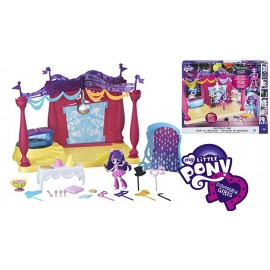 My Little Pony Equestria Girls Minis Canterlot High Dance Playset con Twilight Sparkle bambola
