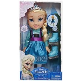 Frozen ELSA CON PATTINI CM 32 CIRCA