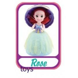 Grandi Giochi Gelato Surprise Bambola profumata Cupcake, Rose