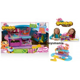 Hamsters In A House 6031572 - Playset Supermercato
