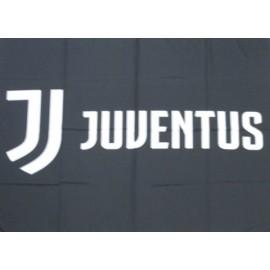 Bandiera grande logo Juventus 100x140 cm Flag Juve Prodotto Ufficiale