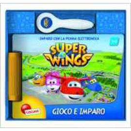 Quiz e impara. Super Wings. Con gadget Copertina flessibile