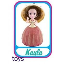 Grandi Giochi Gelato Surprise Bambola profumata Cupcake, Kayla