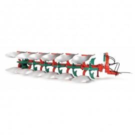 Universal Hobbies Kverneland ES Variomat 6-Solco reversibile Plough uh 4916