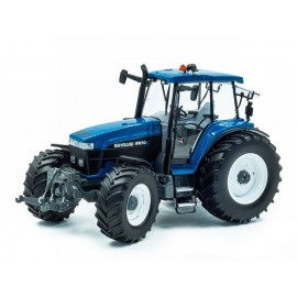 Ros New Holland 8670 con sollevatore frontale 1/32 - 1-32  limited edition
