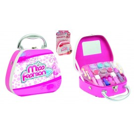 Miss Fashion Beauty Make Up, borsetta con trucchi RDF52060