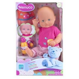 Nenuco New Born Bimba Fa Le Bolle di Famosa 700011203 -