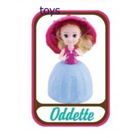 Grandi Giochi Gelato Surprise Bambola profumata Cupcake, Oddette