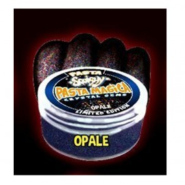 PASTA SQUISHY - PASTA MAGICA - COLORE OPALE - CRYSTAL GEMS