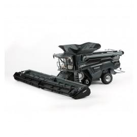Ros trebbia Fendt Ideal T9 Agco con cingoli black edition 2 barre incluse trebbia scala 1/32 - 1-32