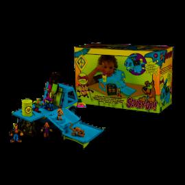ScoobyDoo - La Mystery Machine VAN SLIME EDITION Giochi Preziosi GP403664