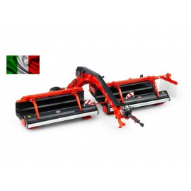 Ros modellino Kuhn Merge Maxx 950 - Andanatore a tappeto scala 1/32  - 1-32