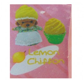 New CUPCAKE BEARS SURPRISE ORSETTO LEMON CHIFFON