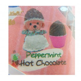 New CUPCAKE BEARS SURPRISE ORSETTO PEPPERMINT HOT CHOCOLATE BASE VIOLA