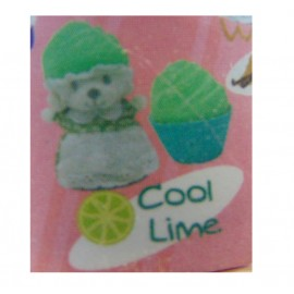 New CUPCAKE BEARS SURPRISE ORSETTO COOL LIME