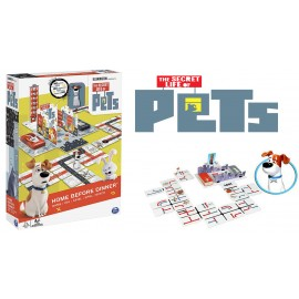 Secret Life Of Pets 6028182 - Games Home For Dinner gioco in scatola