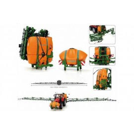 UNIVERSAL HOBBIES BOTTI Fertilizzante amazone posteriore+anteriore AMAZONE BOTTE PER IL VELENO FT1001/UF 1801 COD 2905