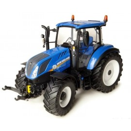UNIVERSAL HOBBIES MODELLINO TRACTOR -TRATTORE - UH 5263 NEW HOLLAND T6.165 scala 1/32