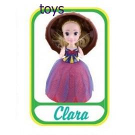 Grandi Giochi Gelato Surprise Bambola profumata Cupcake, Clara
