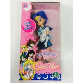 Sailor Moon - Bambola Sailor Mercury da collezione  25 cm circa di Giochi Preziosi