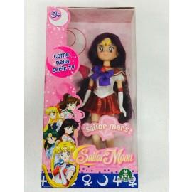 Sailor Moon - Bambola Sailor Mars 25 cm circa di Giochi Preziosi